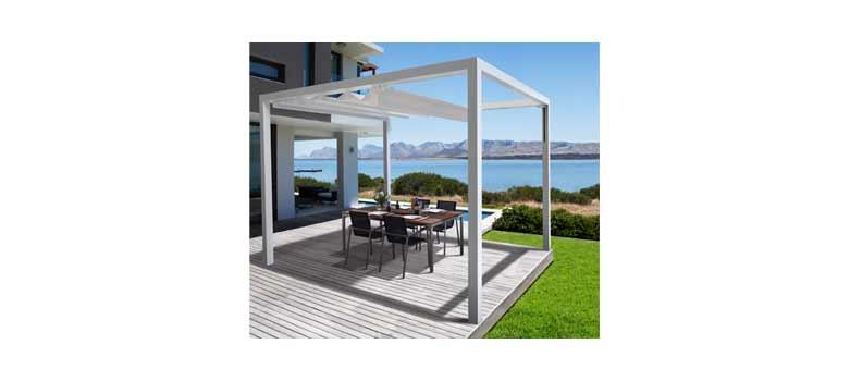 pergola sunrain q einleitung nl. Black Bedroom Furniture Sets. Home Design Ideas